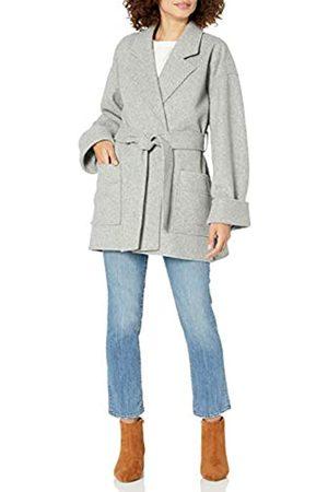 THE DROP Mujer Abrigos largos - Chaqueta para Mujer, con Cinturón, por @spreadfashion