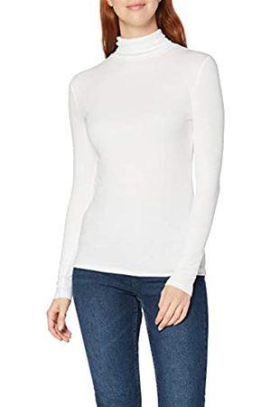 MERAKI Mujer Camisetas y Tops - Rib Roll Neck Camiseta