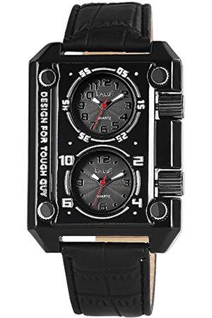 FAME Reloj analógico para Hombre de Cuarzo con Correa en Varios Materiales 200371000005