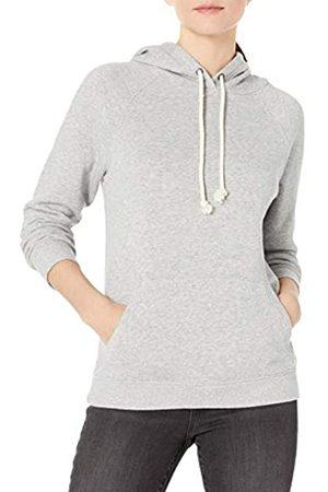 Goodthreads Heritage-Sudadera de Forro Polar con Costuras Camisa de Vestir L