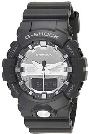 Casio Reloj Analógico-Digital para Hombre de Cuarzo con Correa en Resina GA-810MMA-1AER