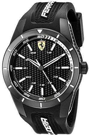 Scuderia Ferrari Ferrari 0830249 RedRev - Reloj analógico de pulsera para hombre (cuarzo