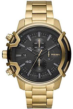 Diesel Hombre Relojes - Reloj Analógico para Hombre de Cuarzo con Correa en Acero Inoxidable DZ4522