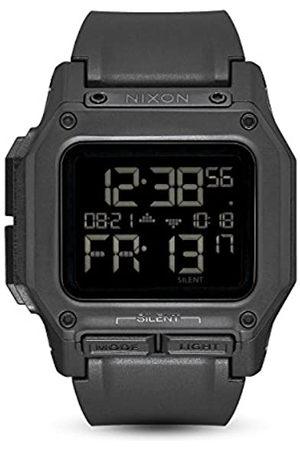 Nixon Reloj Unisex de Digital con Correa en Silicona A1180-001-00