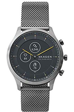 Skagen Smartwatch HR Híbrido para Hombre con Correa en Acero Inoxidable SKT3002