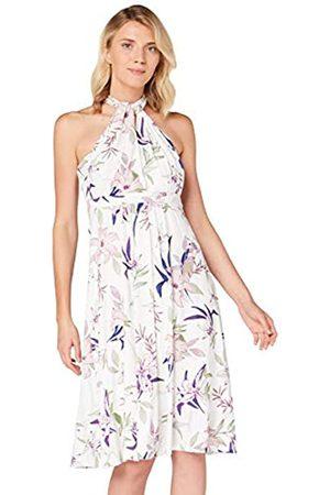 TRUTH & FABLE Marca Amazon - Vestido Mujer Multiposición, 38