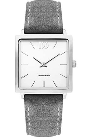 Danish Design Reloj Analógico para Mujer de Cuarzo con Correa en Cuero IV14Q1248