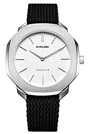 Milano D1 Reloj Analog-Digital para Unisex-Adult de Automatic con Correa en Cloth S0327579