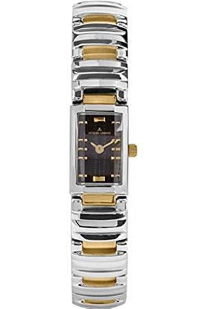 Jacques Lemans Mujer Relojes - Reloj Analógico para Mujer de Cuarzo con Correa en Acero Inoxidable 1-1916D