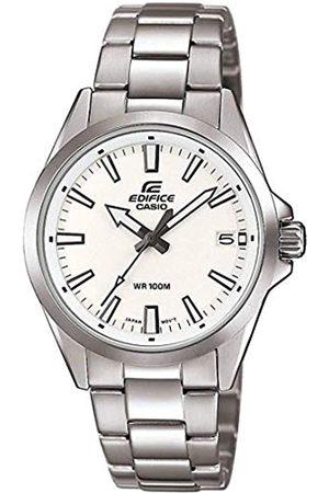 Casio Hombre Relojes - Reloj Analógico para Hombre de Cuarzo con Correa en Acero Inoxidable EFV-110D-7AVUEF