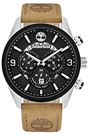 Timberland Hombre Relojes - Reloj Analógico para Hombre de Cuarzo TBL16014JSTB.02