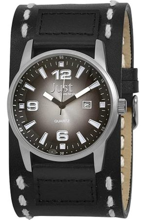 Just Watches Hombre Relojes - Just Hombre Reloj de Pulsera Quartz de 48 s8979bc SL