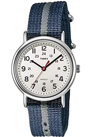 Timex Reloj análogico de cuarzo T2N654
