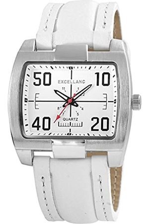 Excellanc Hombre Relojes - 298422000006 - Reloj analógico de Cuarzo para Hombre