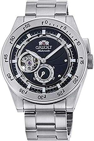 Orient Hombre Relojes - Reloj Analógico para Hombre de Automático con Correa en Acero Inoxidable RA-AR0201B10B
