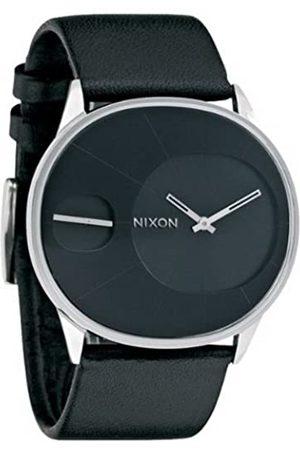 Nixon Mujer Relojes - A186000-00 - Reloj analógico de Cuarzo para Mujer con Correa de Piel