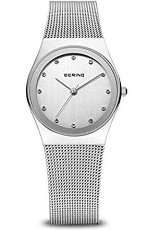 Bering Reloj Analógico Classic Collection para Mujer de Cuarzo con Correa en Acero Inoxidable & Cristal de Zafiro 12927-000