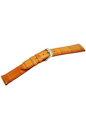 Morellato A01U0518339086CR22 - Correa de Cuero para Reloj de Hombre (22 mm)