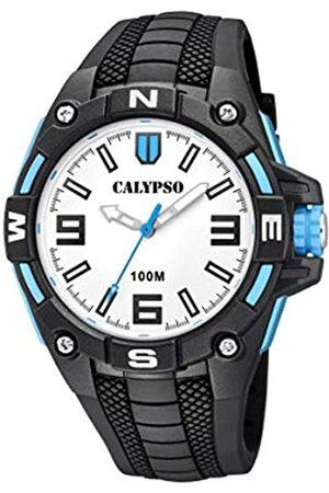 Calypso Reloj Analógico para Hombre de Cuarzo con Correa en Plástico K5761/1