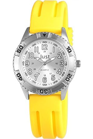 Just Watches 48-S8021-YL - Reloj de Pulsera Unisex, Caucho