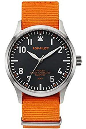 Pop-Pilot ®4260362630086-RelojCorreadeNailon