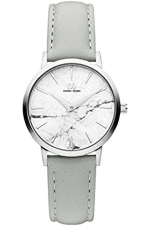 Danish Design Reloj Analógico para Mujer de Cuarzo con Correa en Cuero IV54Q1217