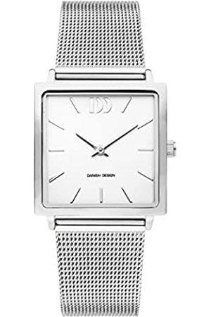 Danish Design Reloj Analógico para Mujer de Cuarzo con Correa en Acero Inoxidable IV62Q1248