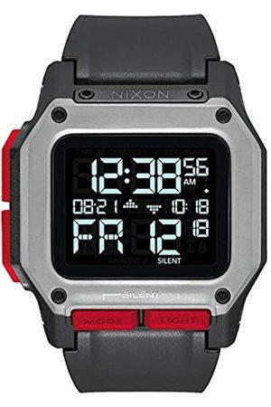 Nixon Reloj Digital para Hombre de con Correa en Sintetico A1180-008-00