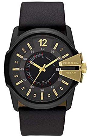 Diesel Hombre Relojes - – Reloj de Pulsera para Hombre XL analógico de Cuarzo Piel DZ1475