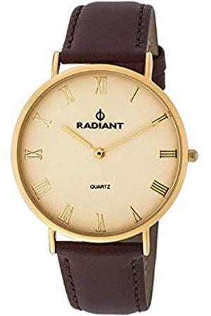 Radiant Hombre Relojes - Reloj Analógico para Hombre de Cuarzo con Correa en Piel RA379606