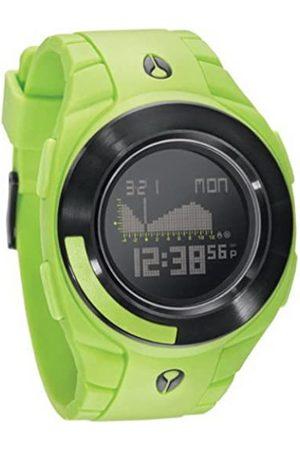 Nixon Hombre Relojes - A128536-00 - Reloj Digital de Cuarzo para Hombre con Correa de plástico