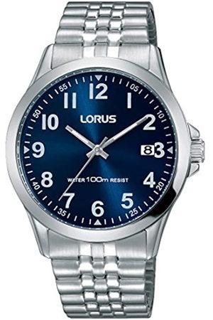 Lorus Reloj Analógico para Hombre de Cuarzo con Correa en Acero Inoxidable RS973CX9