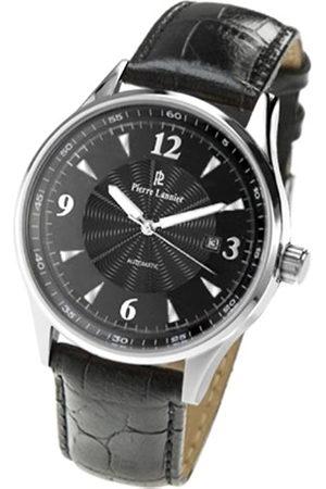 Pierre Lannier Hombre Relojes - 305A133 - Reloj analógico de Cuarzo para Hombre con Correa de Piel