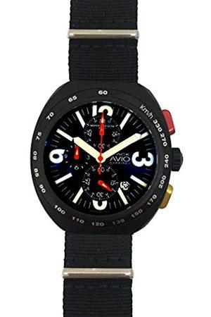 Montres De Luxe Reloj Analog-Digital para Unisex-Adult de Automatic con Correa en Cloth S0317157