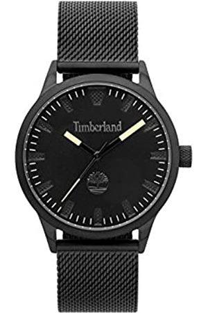 Timberland RelojAnalógicoparaHombredeCuarzoconCorreaenAceroInoxidableTBL15420JSB.02MM
