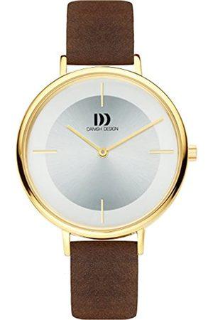 Danish Design Mujer Relojes - DanishDesignRelojAnalógicoparaMujerdeCuarzoconCorreaenCueroIV15Q1185