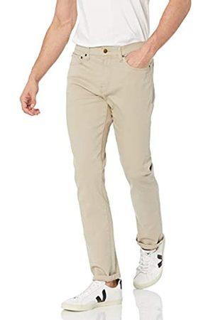 Amazon Hombre Slim - Slim-Fit Stretch Jean Vaqueros