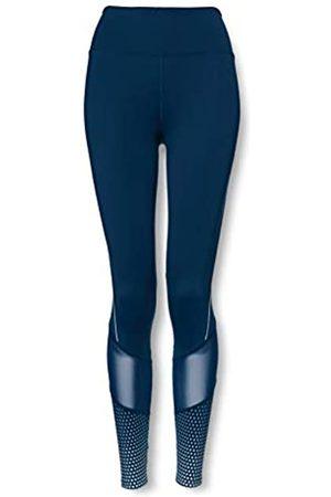 AURIQUE Amazon Brand - Leggings de running moldeadores de cintura alta para mujer., 38