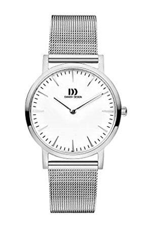 Danish Design Reloj Analógico para Mujer de Cuarzo con Correa en Acero Inoxidable IV62Q1235