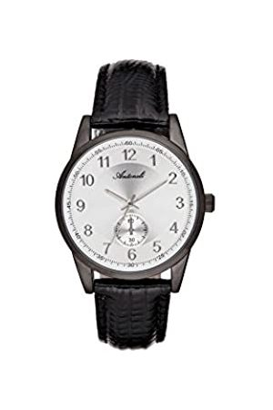 Antoneli Hombre Relojes - RelojAnalógicoparaUnisexAdultosdeCuarzoconCorreaenCueroAL1771-03