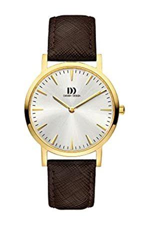 Danish Design Mujer Relojes - DANISHDESIGNRelojAnalógicoparaMujerdeCuarzoconCorreaenCueroIV15Q1235