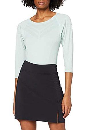 AURIQUE Shorts de Deporte Mujer (Black), 42