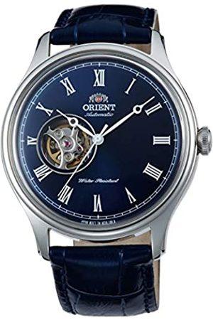 Orient Relojes - Reloj Analógico para Unisex Adultos de Automático con Correa en Cuero FAG00004D0