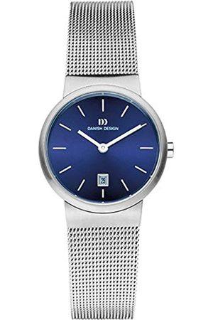 Danish Design Mujer Relojes - Reloj Analogico para Mujer de Cuarzo con Correa en Acero Inoxidable IV68Q971