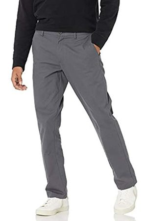 Amazon Hombre Pantalones chinos - Slim-Fit Wrinkle-Resistant Flat-Front Chino Pant Pants