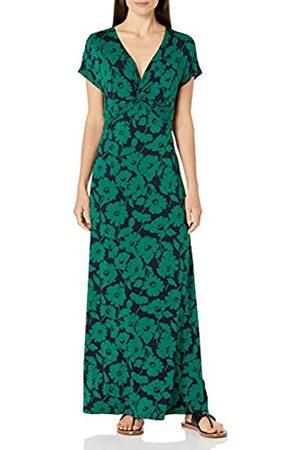 Amazon Twist Front Maxi Dress