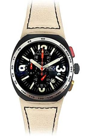 Montres De Luxe Relojes - Reloj Analog-Digital para Unisex-Adult de Automatic con Correa en Cloth S0317168