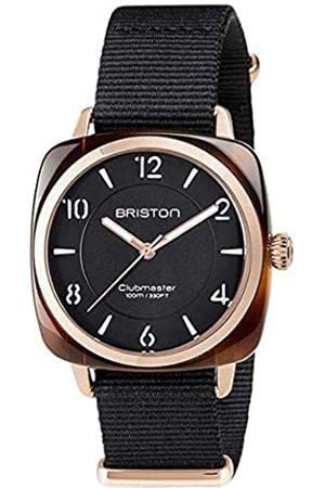 Reloj Briston Relojes - Reloj Analógico-Digital para Adultos Unisex de Cuarzo con Correa en Aleación 1
