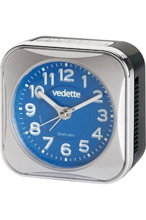Vedette VR10074 - Reloj Despertador analógico de Cuarzo Unisex
