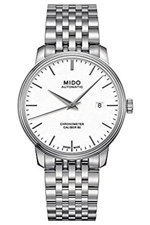 MIDO Reloj Analógico para Hombre de Automático con Correa en Acero Inoxidable M0274081101100